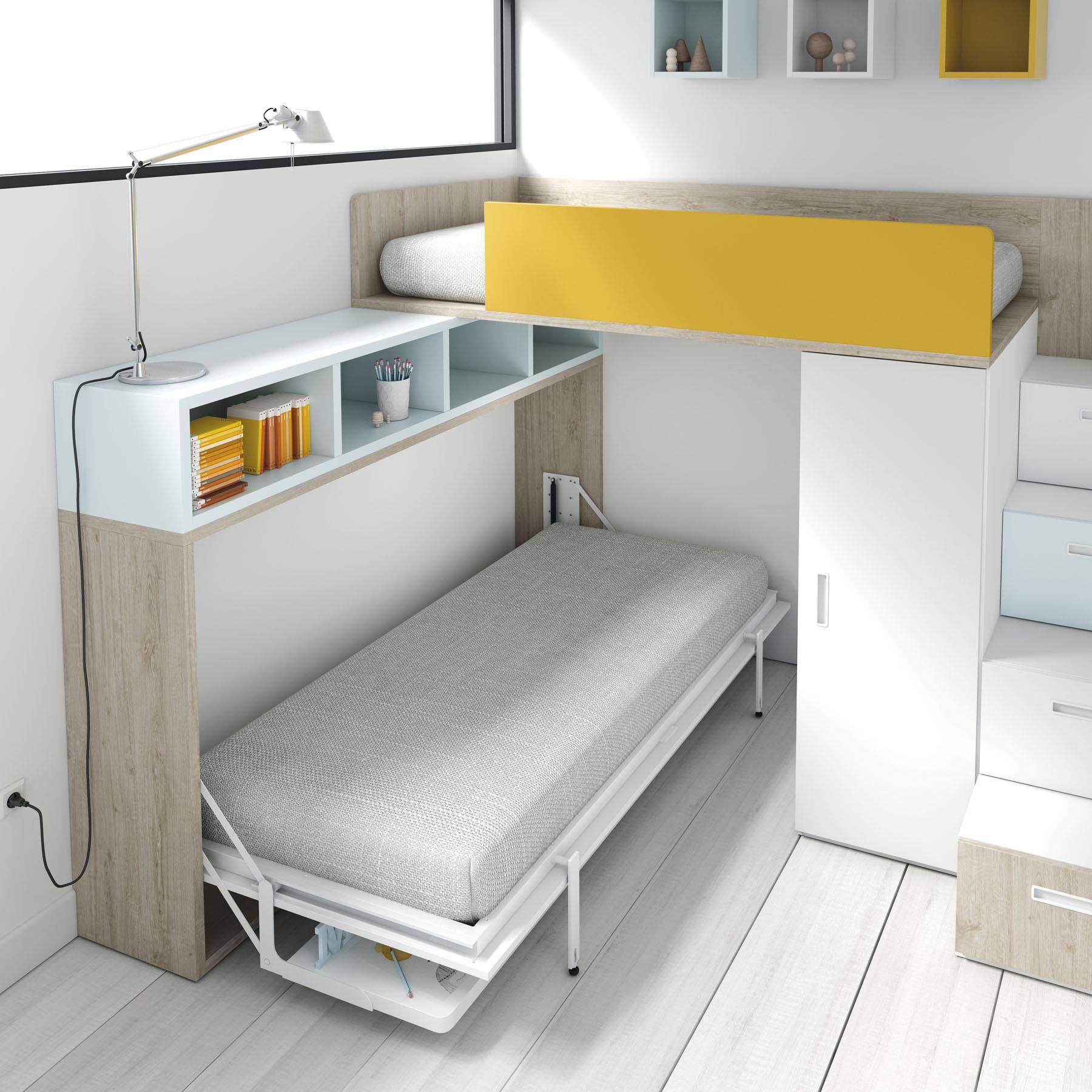 Sistemas abatibles qb tegar - Sistema cama abatible ...