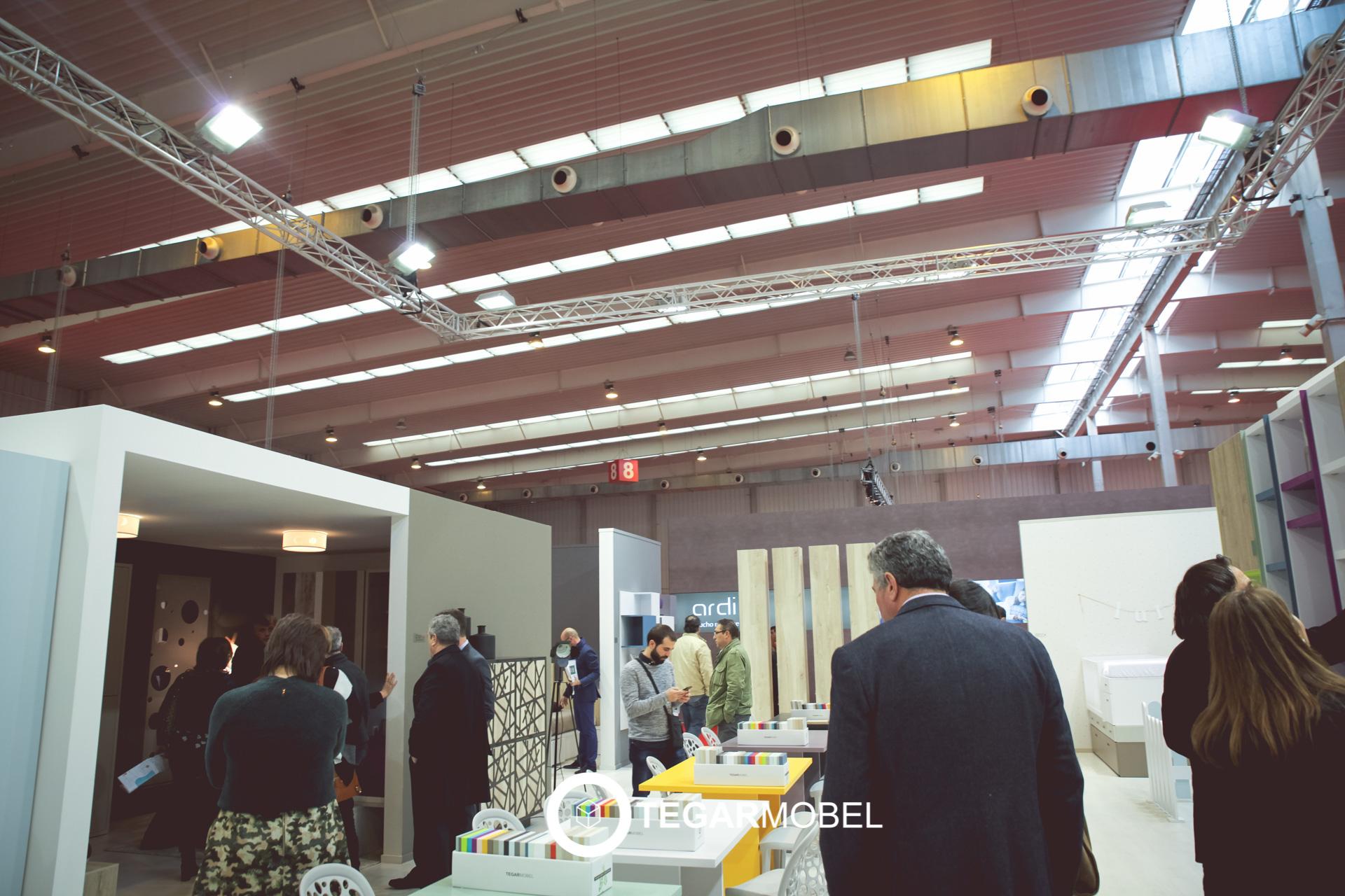 Feria mueble zaragoza tegar mobel 27 tegar for Feria del mueble zaragoza