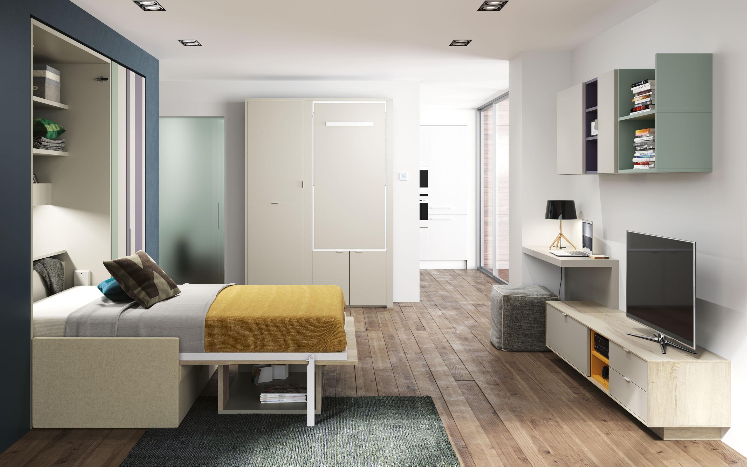 qb next tegar habitaciones juveniles